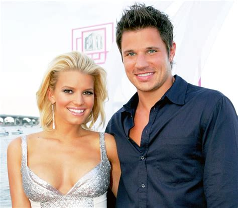 nick lachey jessica simpson jessica simpson would have quot panic attack quot if she watched