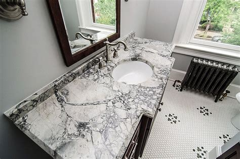 marble vs granite bathroom myths about natural stone quiet corner