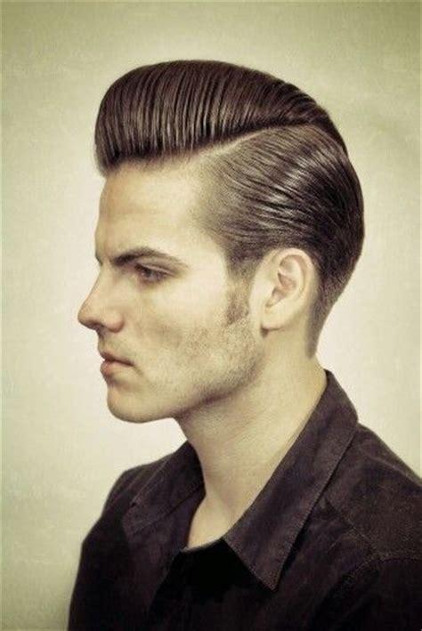 mens sideburns styles long trim pompadour men hair style pinterest