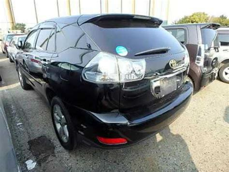 2550337 japan used toyota harrier used toyota harrier cars for sale sbt japan youtube