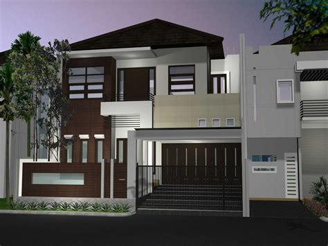 desain rumah minimalis 2 lantai 2016 elegan dan fungsional