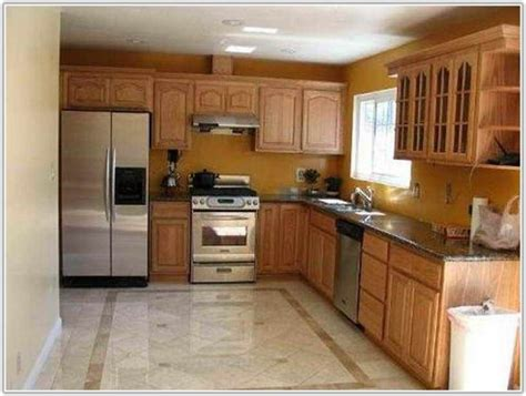 types of kitchen tile flooring tiles home decorating