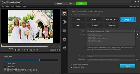 tutorial corel website creator x7 download corel video studio pro filehippo com