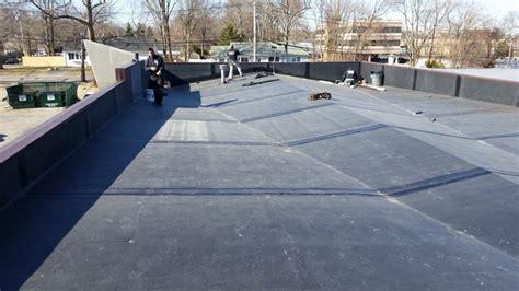 Flat Roofing Contractors Island Flat Roofing Contractors New Flat Roof
