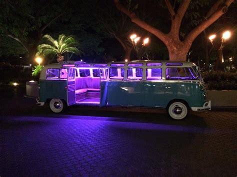 worlds   volkswagen stretch bus fits