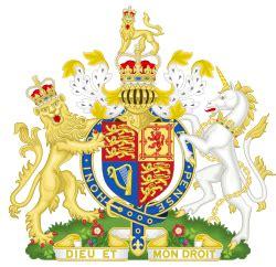 Yhdistyneen kuningaskunnan vaakuna ? Wikipedia