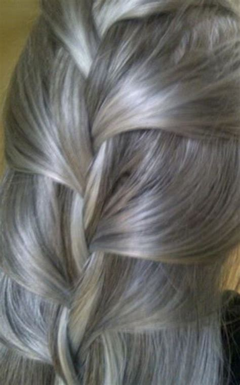 greay hair color fristing 125 best images about grey silver hair on pinterest