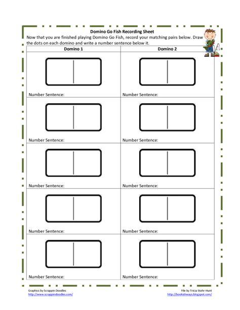 blank template math worksheet free blank best free domino addition worksheet dexterity domino math fairy