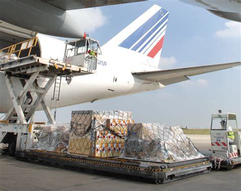 the air freight world meets in
