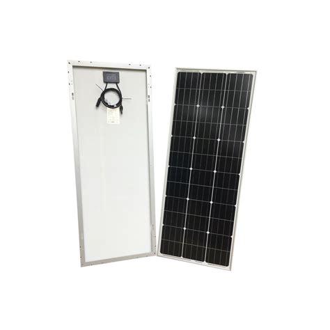 lade led 100w solarmodul 100w solarpanel 12v f 252 r wohnmobil 4 busbars