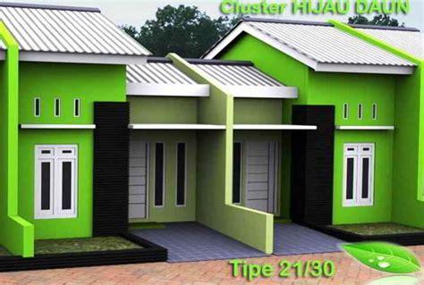 Handuk Tanggung Warna Hijau Dan Hijau Muda ツ perpaduan warna cat hijau rumah minimalis tak depan