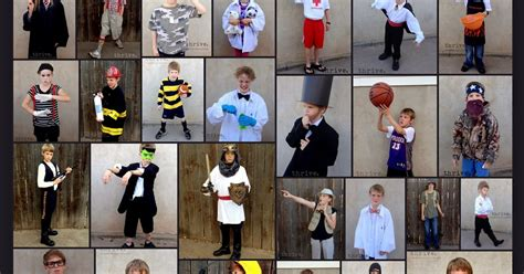 Costumes In Closet by Thrive 100 Simple Costumes That You Probably
