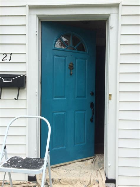 national painting week a front door makeover with sherwin williams