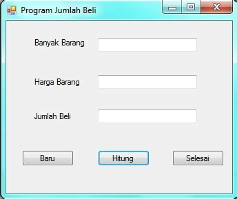 program sederhana java membuat program sederhana java source code aplikasi cara membuat program perkalian