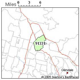 pacoima california map best place to live in pacoima zip 91331 california