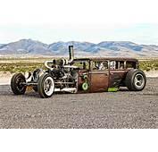 The Welderup Diesel Rod A Totally Custom 1928 Dodge Brothers' Sedan