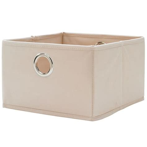 Canvas Drawers by I Think I Canvas Wide Drawer Khaki The Land Of Nod