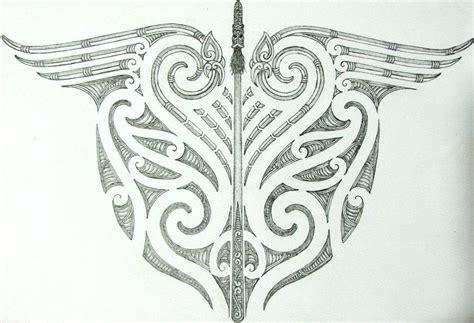 maori cross tattoo cool maori designs maori tribal and taiaha back