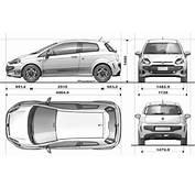 Dimensioni Abarth Punto Evo  Prezzi E Auto