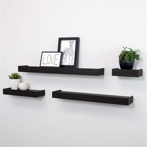 7 beautiful and trendy floating wall shelves for your