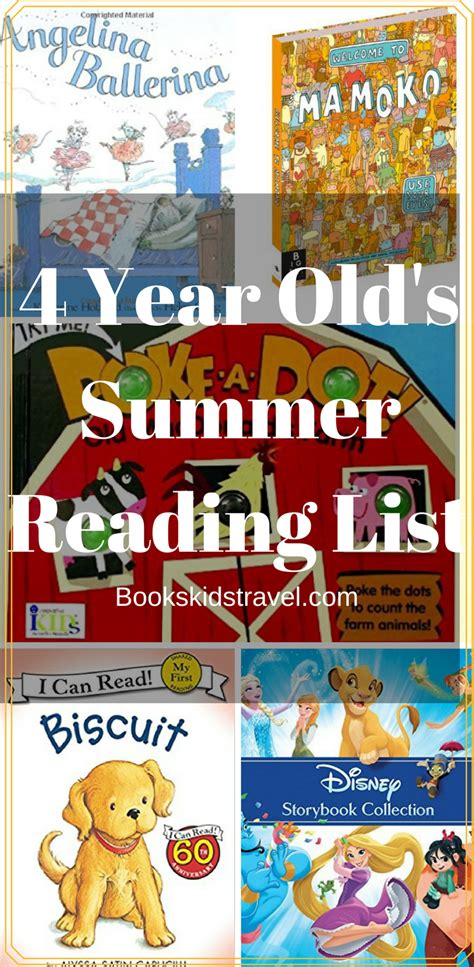 my summer in books my 4 year s summer reading list books travel