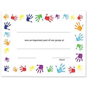 handprint diploma anderson s