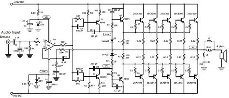 c5200 transistor lifier circuit c5200 transistor lifier circuit diagram 28 images lifier circuits with transistors 2sc1815