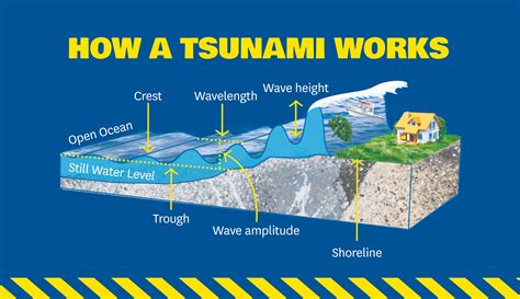 How Is A by Tsunami Education 187 Ministry Of Civil Defence And Emergency Management