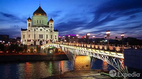 moscow travel guide moscow vacation travel guide expedia youtube