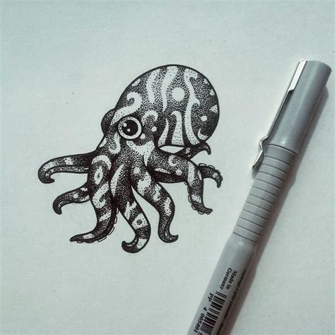 dotwork tattoo pen fresh wtfdotworktattoo find fresh from the web octopus