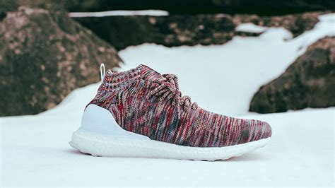 D317 Adidas Consortium X Kith Ultra Boost Mid Kode Rr317 adidas x ronnie fieg ultra boost mid kith aspen pack the