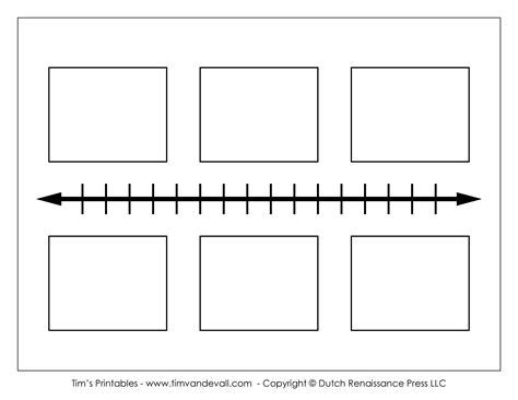 Blank Timelines Online Calendar Templates Printable Timeline Templates