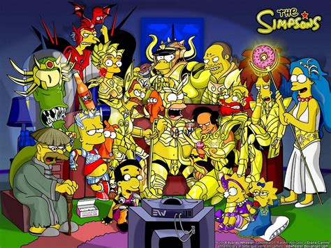 K Simpsons by Papel De Parede The Simpsons Seya Wallpaper Para