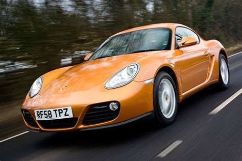 Porsche Cayman Prices by Porsche Cayman Coupe From 2005 Used Prices Parkers