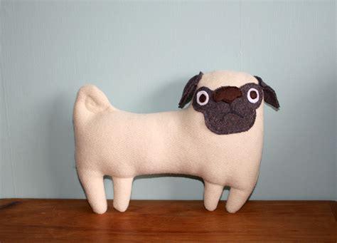 soft pug pug soft felt