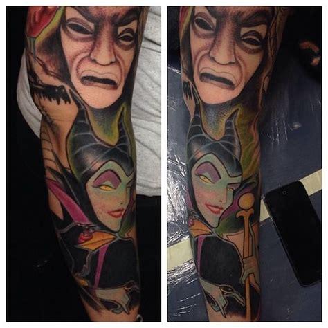 villains tattoo disney villains tattoos tattoomodels disney