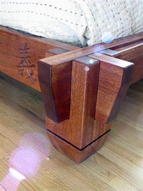 inspired platform bed by silverhalo lumberjocks