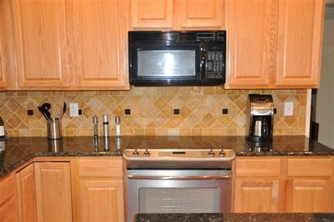 Countertops Backsplash Ideas by Granite Countertops And Tile Backsplash Ideas Eclectic