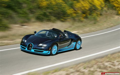 bugatti veyron top speed bugatti veyron grand sport vitesse world record car review