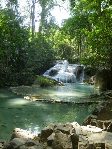 erawan waterfall kanchanaburi thailand country guide