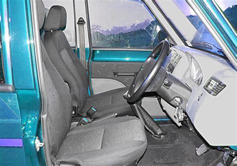 Tata Sumo Interior Images by Tata Sumo Victa Interior Photo Cardekho India