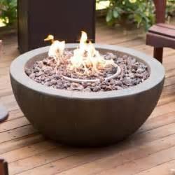 Firepit Bowl Diy Concrete Pit The Owner Builder Network