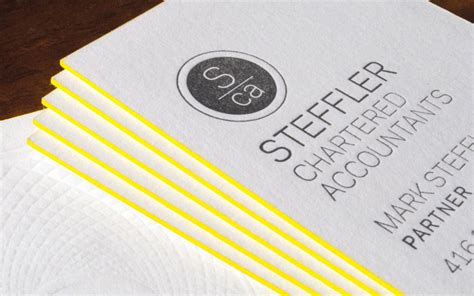 Accounting For Promotional Gift Cards - fpo steffler chartered accountants business cards