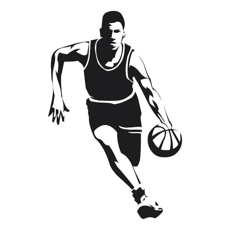 Animal Wall Murals running basketball player wall decal trendy wall designs