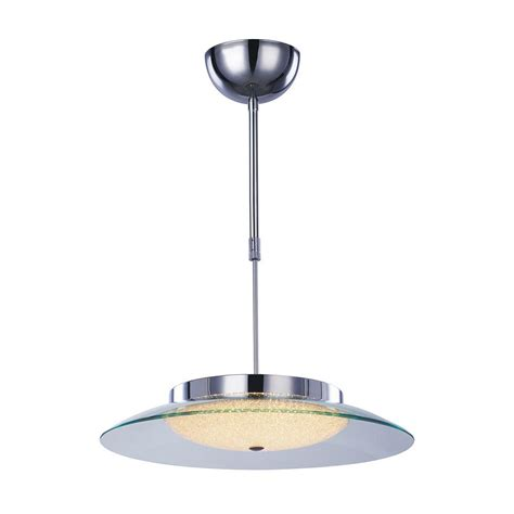 Flush Pendant Ceiling Light Quartz Semi Flush Ceiling Pendant Light Chrome From Litecraft