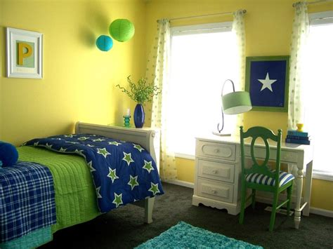 green and yellow bedroom yellow green and blue s bedroom traditional