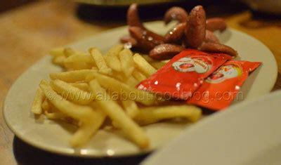 Sambal Kecap Dua Kuali boemi joglo bandung resensi oleh all about food
