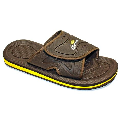 corona sandals corona brown s slip on sandals