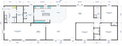 Floor Plans For Manufactured Homes Double Wide lexington 28 x 76 2001 sqft mobile home factory expo