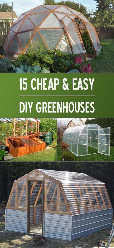backyard greenhouse ideas best 20 backyard greenhouse ideas on diy
